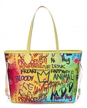 Graffiti Women's Handbag
