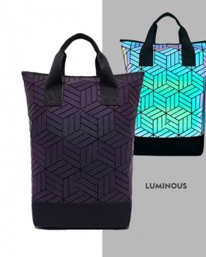 Luminous Backpack cum Handbag