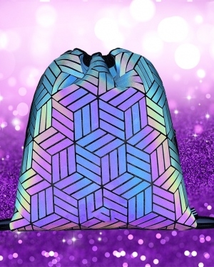 Luminous String Bag